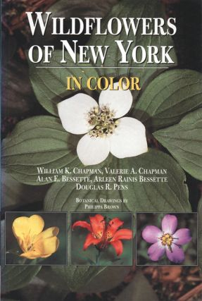 Wildflowers of New York in colour. William K. Chapman.