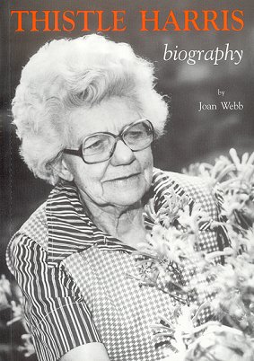 Thistle Y. Harris (a biography of Thistle Yolette Stead). Joan Webb