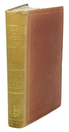 The fauna of British India, Ceylon and Burma, including the whole of the Indo-Chinese sub-region....