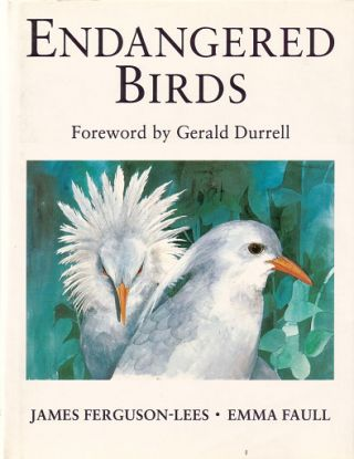 Endangered birds. James Ferguson-Lees, Emma Faull
