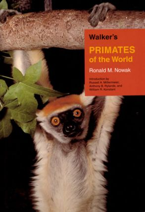 Walker's primates of the world. Ronald M. Nowak