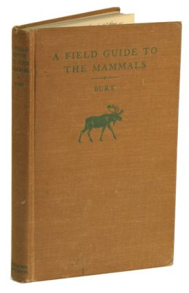 A field guide to the mammals, giving field marks of all species found north of the Mexican...