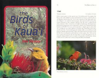 The birds of Kaua'i. Jim Denny