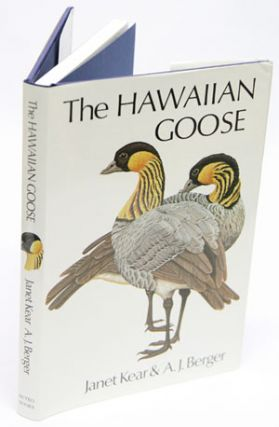The Hawaiian goose: an experiment in conservation. Janet Kear, A. J. Berger