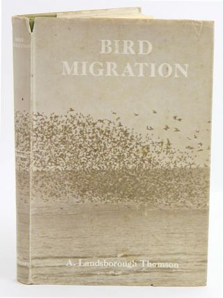 Bird migration: a short account. A. Landsborough Thomson