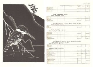 Distributional checklist of North American birds, Volume one: United States and Canada