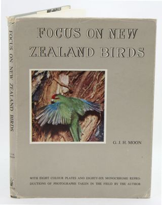 Focus on New Zealand birds. G. J. H. Moon