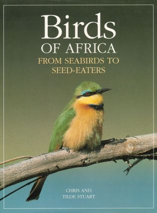 Birds of Africa: from seabirds to seedeaters
