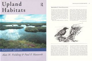 Upland habitats. Alan H. Fielding, Paul F. Haworth