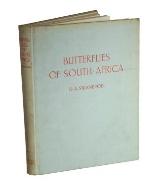 Butterflies of South Africa: where, when and how they fly. D. A. Swanepoel