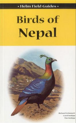 Birds of Nepal. Richard Grimmett.