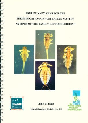 Preliminary keys for the identification of Australian mayfly nymphs of the family...