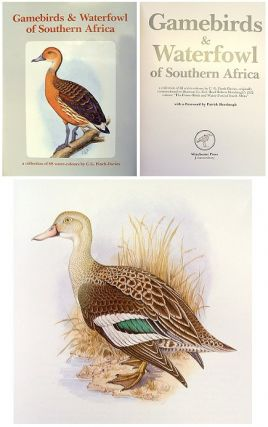 Gamebirds and waterfowl of southern Africa: a collection of 68 water-colours by C. G....