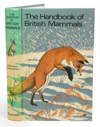 The handbook of British mammals. G. B. Corbet, H. N. Southern