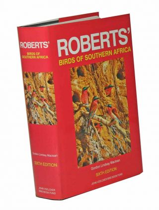Roberts' birds of southern Africa. Gordon Lindsay Maclean