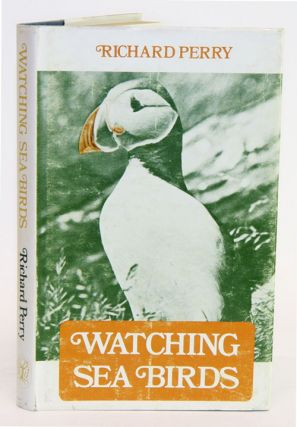 Watching sea birds. Richard Perry