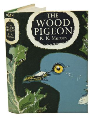 The wood-pigeon. R. K. Murton.