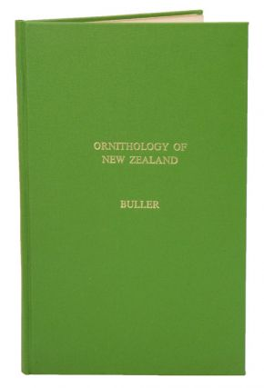 Essay on the ornithology of New Zealand [drop title]. Walter Buller