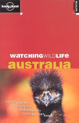 Watching wildlife Australia. Jane Bennett.