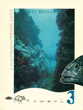 Reef biology: a survey of Elizabeth and Middleton Reefs, South Pacific. Richard Longmore