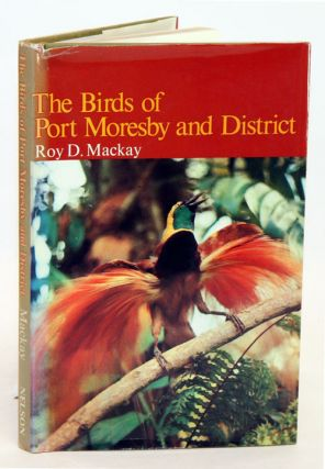 The birds of Port Moresby and district