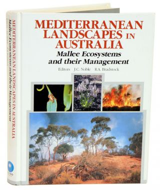 Mediterranean landscapes in Australia: mallee ecosystems and their management.