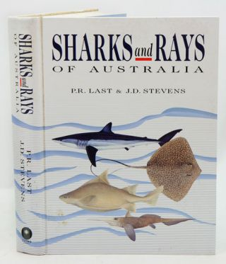 Sharks and rays of Australia. P. R. Last, J D. Stevens