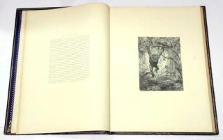 The life and habits of wild animals illustrated by designs by Joseph Wolf, engraved by J.W. and Edward Whymper.