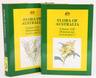 Flora of Australia, volumes eleven A [and] B: Mimosaceae, Acacia [parts one and two].