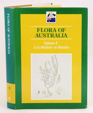 Flora of Australia, volume eight. Lecythidales to Batales.