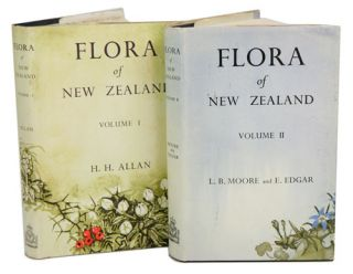 Flora of New Zealand. H. H. Allan, Lucy B. Moore, Elizabeth Edgar