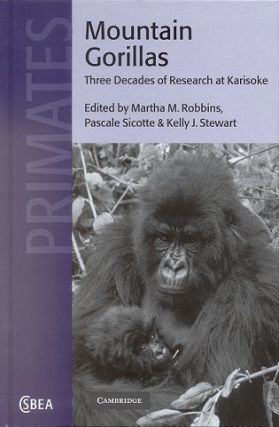 Mountain gorillas: three decades of research at Karisoke. Martha M. Robbins