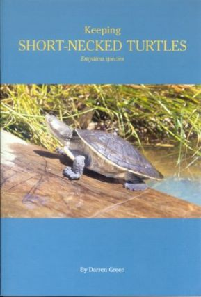 Keeping Short-necked turtles: Emydura species. Darren Green