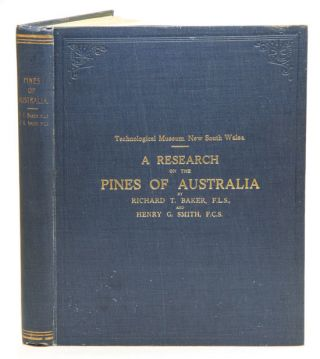 A research on the pines of Australia