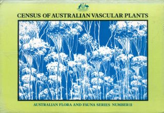 Census of Australian vascular plants.