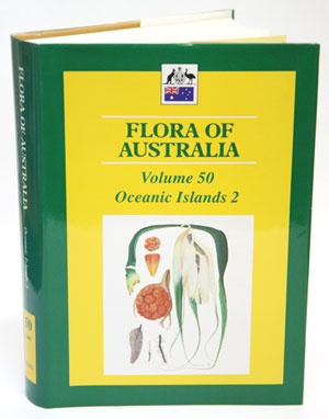 Flora of Australia, volume 50. Oceanic islands, [part two].