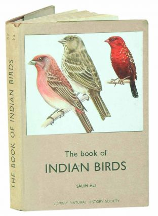 The book of Indian birds. Salim Ali