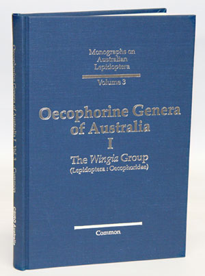 Oecophorine genera of Australia, [volume] one. The Wingia group (Lepidoptera: Oecophoridae). Ian...