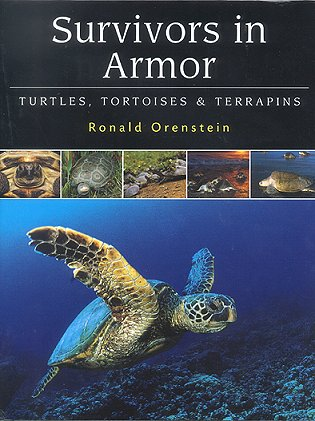 Survivors in armour: turtles, tortoises and terrapins. Ronald Orenstein