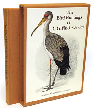 The bird paintings of C. G. Finch-Davies
