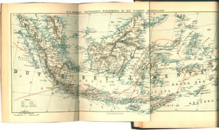 A naturalist's wanderings in the eastern archipelago, a narrative of travel and exploration from 1878 to 1883.