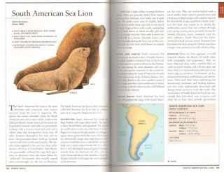 Sea mammals of the world: a complete guide to whales, dolphins, seals, sea lions and sea cows.