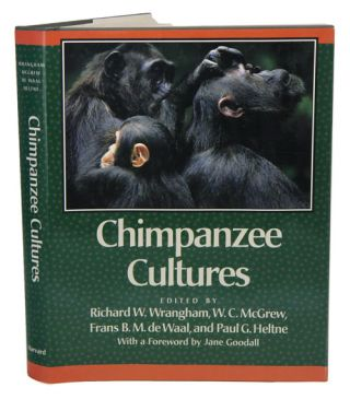 Chimpanzee cultures. Richard W. Wrangham