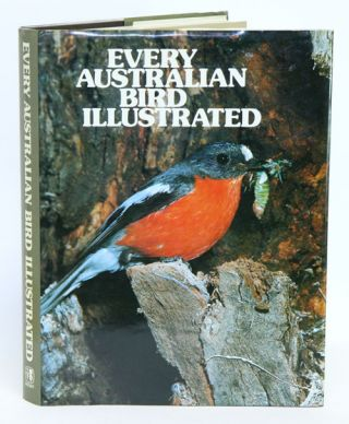 Every Australian bird illustrated. Peter Wade
