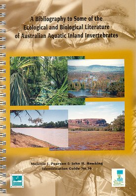 A bibliography to some of the ecological and biological literature aquatic inland invertebrates. Melanie J. Pearson, John H. Hawking.