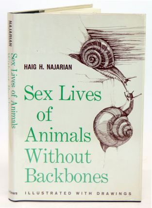 Sex lives of animals without backbones.