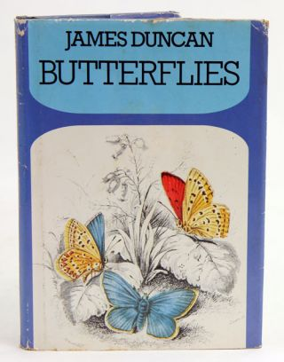 James Duncan butterflies. Jan Michael