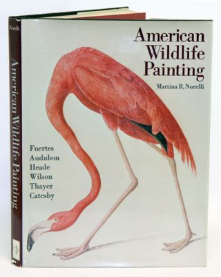 American wildlife painting