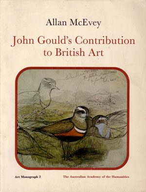 John Gould's contribution to British art: a note on its authenticity. Allan McEvey