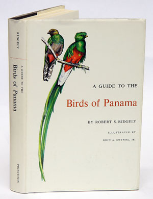 A guide to the birds of Panama. Robert S. Ridgely